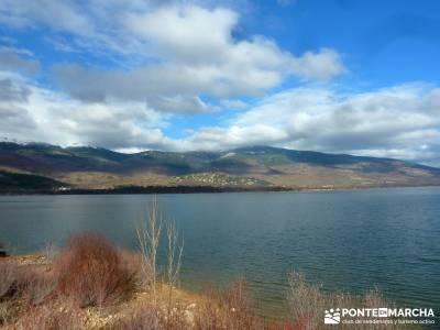 Ruta Turrón y Polvorón - Embalse Pinilla; rutas senderismo jaca viajes somiedo marchas de montaña